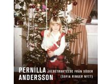 """Omslag """"Julbetraktelse från Söder (Sofia ringer nytt)"""" - Pernilla Andersson"""