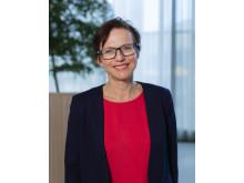Helena Norrman, Marknads- och kommunikationsdirektör, Ericsson.