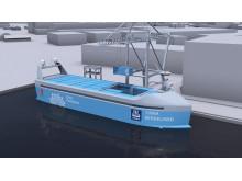 Story image - Kongsberg Maritime - YARA Birkeland 1