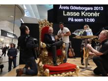 Lasse Kronér utses till årets Göteborgare