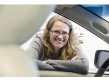 Camilla Grane, forskare teknisk psykologi vid Luleå tekniska universitet