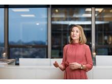 Sofie Johansson, chefsanalytiker, Brilliant, pressbild