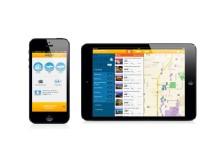 Bokningsbar app för iPhone och iPad