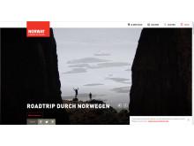 Die Kraft des Bildes: Blick vom Torghatten auf die Helgelandsküste