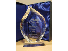 "Panasonic Asia Pacific Awarded ""Best Company for Sustainability"" Electronics (Global) at IAIR"