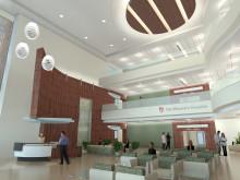 Skanska bygger ut och renoverar sjukhus i Georgia, USA, för cirka 665 miljoner kronor
