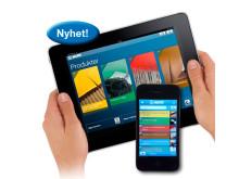 Mapei-app til iPhone & iPad