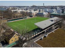 Hammarby IP/Kanalplan