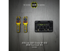 Hi-res image - ACR Electronics - The ACR Electronics AISLink CB2 AIS kit - the AISLink CB2 Class B AIS Transponder and two Ocean Signal rescueME MOB1 man overboard beacons