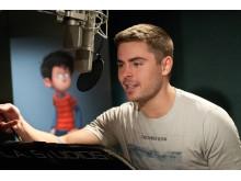 Zac Efron ger röst åt Ted i Lorax.