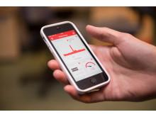 Mobilapp till smart elmätare