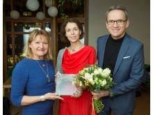 Umeå kommuns miljöpris 2015