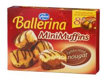 Ballerina Minimuffins