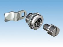 90°-lås (delar), kompakt, vibrationsresistent, 13,5 mm djupt, sid. 2-110c
