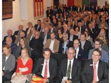 Über 130 Vertreter von Vereinen bei der Spendenübergabe in Zons