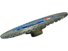 Nya klingor för både kapning och slipning - Cut'n Grind profil