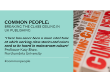Common People - Katy Shaw quote