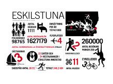 Eskilstuna Statistik 2012