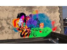 Graffiti i VR