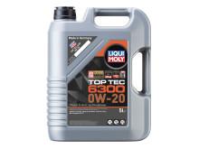 Nya Liqui Moly Top Tec 6300 0W-20 är en av de första oljorna att få Mercedes-klassificeringen 229.71.