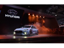 HyundaRN30 Concept på Paris Motor Show 2016