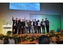 Svenska studenter vinnare i internationell automationstävling arrangerad av Phoenix Contact