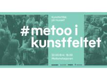 Kunstkritikk på museet: #metoo i kunstfeltet