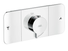 Axor One_Thermostat_Two Outlets