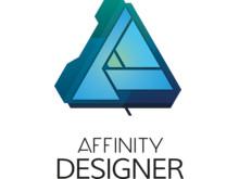 Affinity Designer black text print pt
