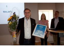 Malmö vinner SHIFT2015