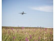 Flygplan på Stockholm Arlanda Airport