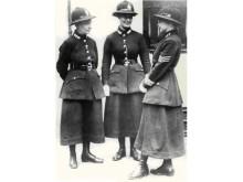 Group of women in uniform