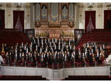 Concertgebouworkestern med chefdirigenten Daniele Gatti.