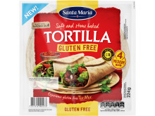 Santa Maria Tortilla Glutenfri Medium