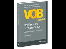 VOB im Bild Hochbau- und Ausbauarbeiten, 23. Auflage (3D/tif)