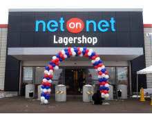 NetOnNet Lagershop i Stenhagen