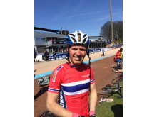 Torjus Sleen Paris-Roubaix junior 2015