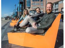 Norwegian Presence 2018: Ida Aandal Røijen, Jan Christian Vestre, Christian Lodgaard
