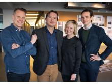 Brand Union och Löfbergs inleder designsamarbete