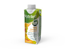 Nutrilett Tasty Tropical Less sugar smoothie
