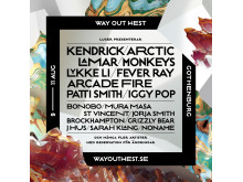 Way Out West - lineup 2018
