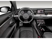 Audi S8 plus cockpit
