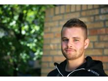 Tobias Fjelde (1), personlig trener og senterleder SiO Athletica