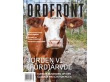 Omslag Ordfront magasin 4