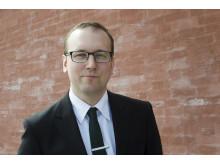Jonas Grafström, forskare i nationalekonomi vid Luleå tekniska universitet