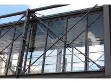 EuroLam Ganzglas-System an der FH Jena