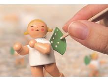 Der Grünhainichener Engel® erhält seinen elften Punkt. Bild-Quelle, ruemmlerfotografie