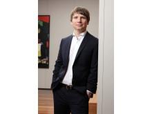 Daniel Schmalley, Leiter des Kompetenzzentrums Firmenkunden