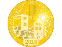 Nordbyggs guldmedalj för bästa produktnyhet 2018