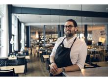 Linus Håkansson, Food & beverage manager